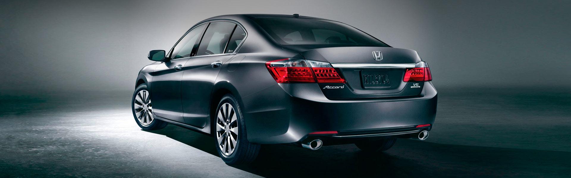 Сервис Honda Accord